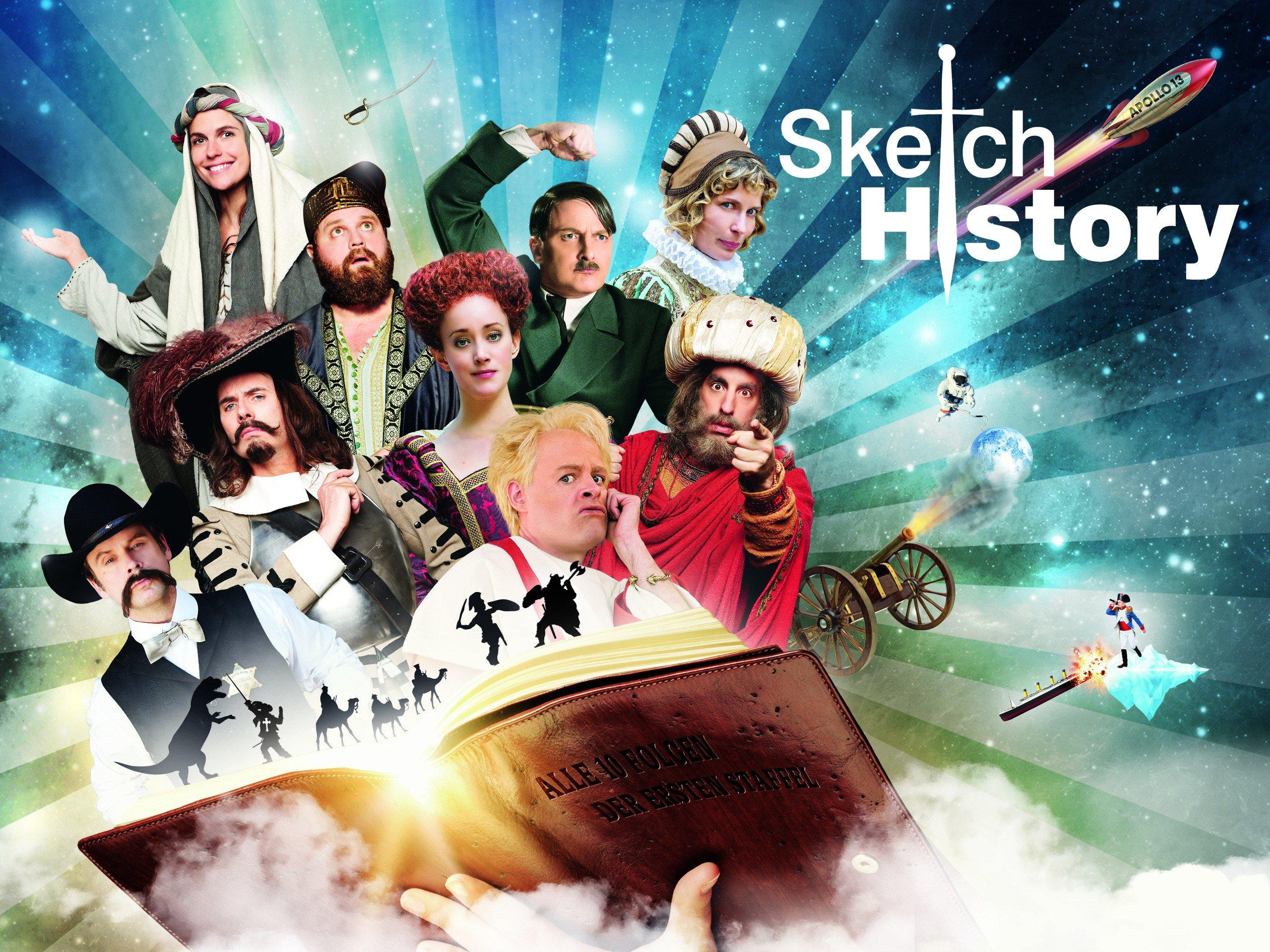 ZDF Sketch History