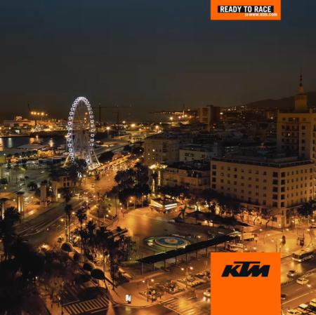 KTM 200 DUKE – Set the street alight