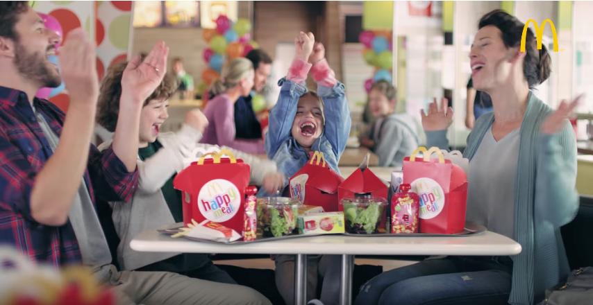 """McDonalds """"Ich – Einfach unverbesserlich 3"""" (Kinospot)"""