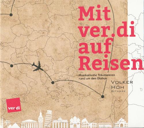 Volker Höh – Mit ver.di auf Reisen